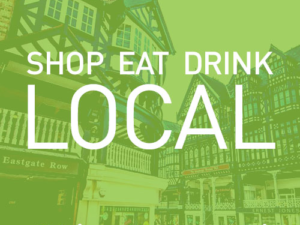Call to 'shop local' and support Chester's small businesses this weekend