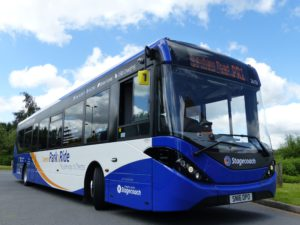 Extended summer hours for city's Park & Ride