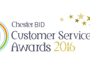 Last chance to vote in CH1ChesterBID Customer Service Awards