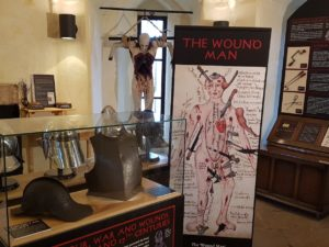 Can you stomach it?! Gruesome new visitor attraction 'Sick to Death' opens its doors to the public