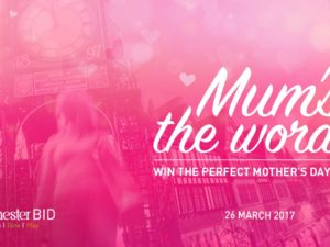 'Mum's The Word' competition