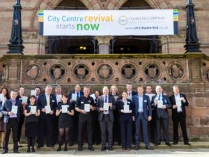 Businesses flock to Benefits of the BID event