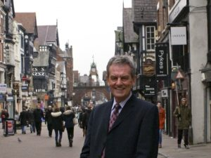 CH1 Chester BID Company appoints City Centre Manager