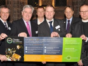 CH1 Chester BID Company presents its city centre vision