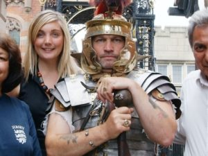 A Roman welcome to Chester this Christmas