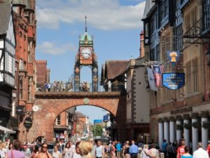 Private sector leads drive to rejuvenate Chester city centre