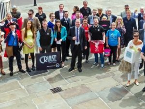 No rest for Chester's BID team