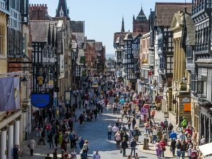 BID team secures national support for city centre