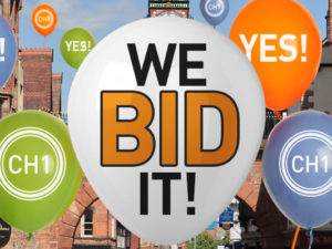 Chester businesses say 'Yes' to BID