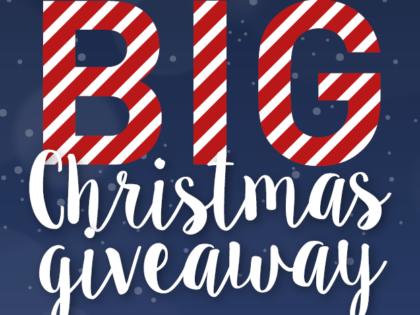 Big Christmas Giveaway