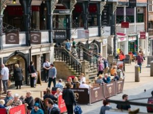 Chester bucks national trend with Christmas footfall boost