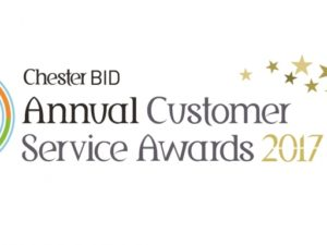 Winners revealed at 2017 CH1ChesterBID Customer Service Awards