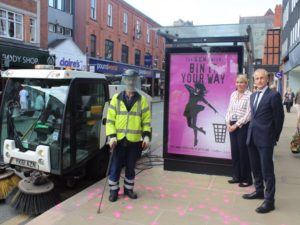 CH1ChesterBID aims to tackle sticky situation