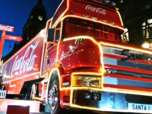 HOLIDAYS ARE COMING: Coca-Cola Christmas truck to visit Chester!