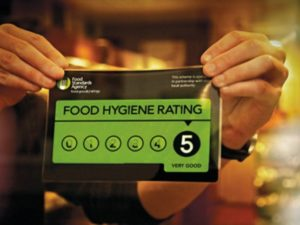 New service helps businesses achieve top marks for food hygiene
