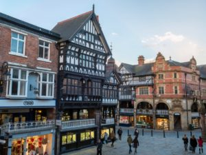 PSPO TO TACKLE ANTI-SOCIAL BEHAVIOUR IN CHESTER CITY CENTRE