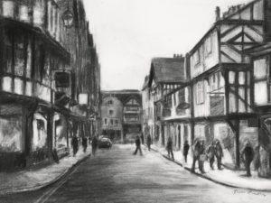 Artist Alison Bradley opens Chester Gallery