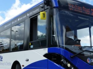 On the buses! Extended summer hours for city's Park & Ride scheme