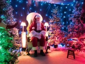 Santa's Workshop helps raise more than £1,000 for Claire House Children's Hospice