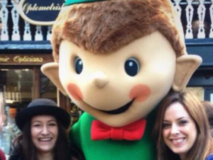 Follow the Chester Elf Trail this Christmas