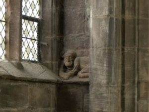 "Mystery ""Chester Imp"" uncovered in Chester Cathedral"