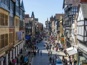 New plans unveiled to encourage more city centre shoppers on race weekends in Chester