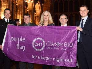 Purple Flag Steering Group