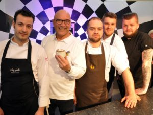 Winner of CH1ChesterBID Sous Chef Challenge announced