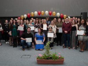 University of Chester honours its volunteers.