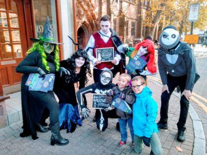 Spooktacular Showcase!