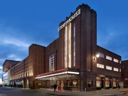 STORYHOUSE TO BRING CHILDREN IN NEED TO CHESTER
