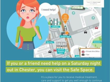 Extra December dates for Chester's Safe Space
