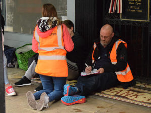 TACKLING ROUGH SLEEPING IN CHESTER