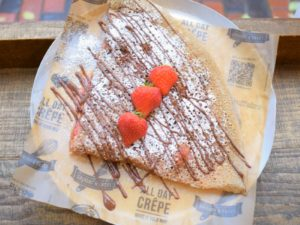 Crepe Affaire Vaults into Veganuary