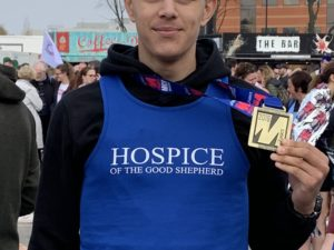 Chester trainee accountant takes on Manchester and wins!