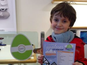 An eggs-tra special month of Easter activities planned  for Chester