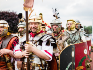 Chester Racecourse to Host Chester Heritage Festival Launch Event on MBNA Roman Day – Saturday 25 May