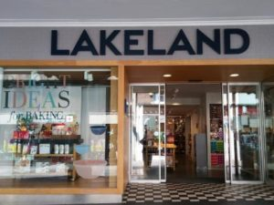 Lakeland to celebrate 40 years in Chester with tea-party and free gifts
