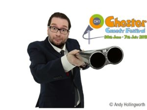 'If you like a lot of jokes, this show is for you', Gary Delaney set to open CH1 Chester Comedy Festival