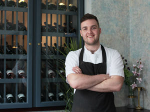 Sous chef at The Chester Grosvenor shortlisted for best young chef award