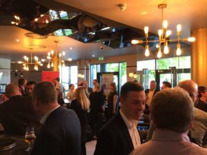 'Amazing support' for networking event in Chester