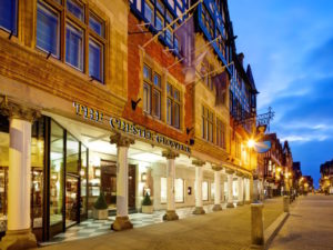 Paint it Green with The Chester Grosvenor