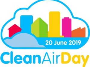 Council supports Clean Air Day 2019 with free Park & Ride travel