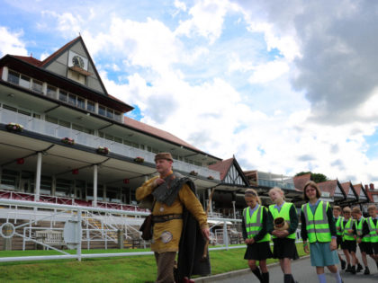 A successful timetable of Romans, Rivers and Racing for Chester Heritage Festival's inaugural Education Programme