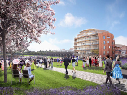 Chester Race Company Re-Submits Masterplan