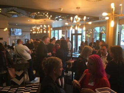Full house at Chester networking event