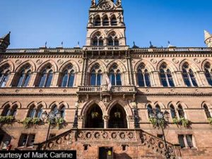 Be part of the celebrations as Chester Town Hall marks its 150th birthday
