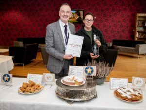 Culinary extravaganza hailed a sweet success as University of Chester launches its first Great British Bake On.