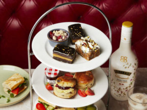 New Afternoon Teas at Cafe Rouge