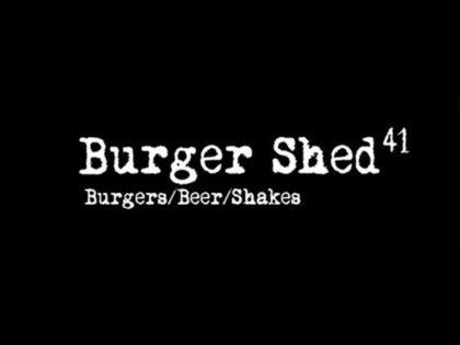 Burger Shed 41: #Veganuary Menu